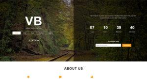 HTML заглушка сайта - VB